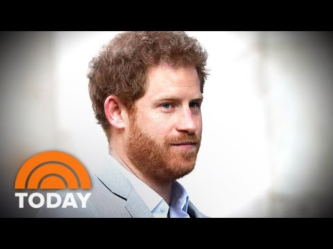 Thumbnail: Prince Harry: I Was In 'Chaos' After My Mother Diana's Death | TODAY