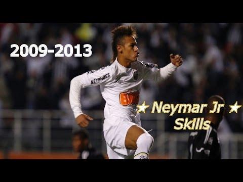 Neymar Santos Skills Under Control