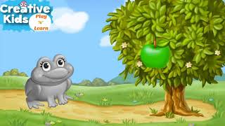 Learn Colors with Animals for Children | Learning Video for Kids, Toddlers