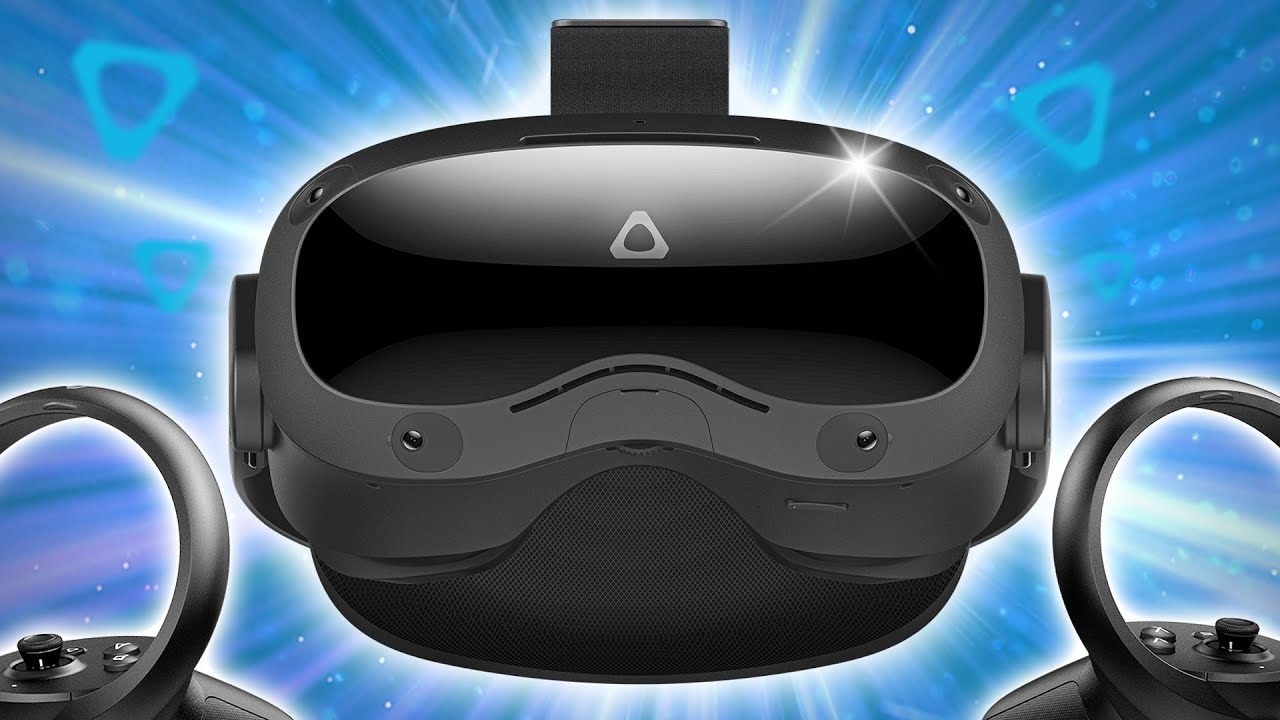 HTC Vive Focus 3 & HTC Vive Pro 2 - Everything You NEED To Know