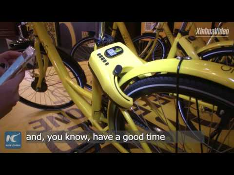 Chinese bike-sharing company Ofo enters Malaysia