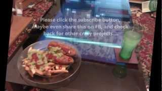 My Coffee Table / Games / Touch Screen Build Part 1 Llp Ftir Flez1966