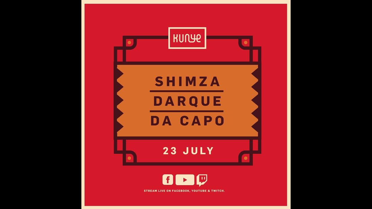 Download Kunye Live with Darque, Da Capo & Shimza 23 July 2021