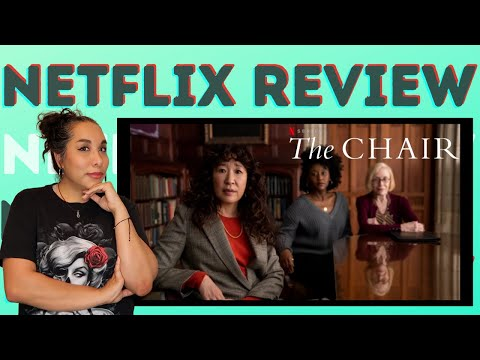 Download The Chair - Netflix Series Review⎮ Episodes 1-3