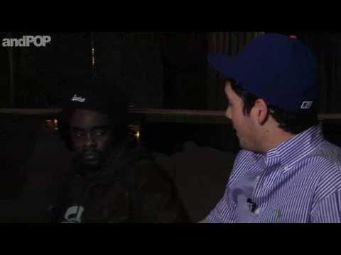 Wale Interview - Thanks White Guys!