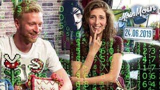 So sicherst du online deine Daten | MoinMoin mit Sofia & Max