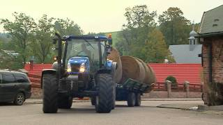 Dotacje dla wsi - Modernizacja gospodarstw rolnych, gospodarstwo hodowlane, zakup maszyn