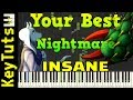 Learn to Play Your Best Nightmare from Undertale - Insane Mode