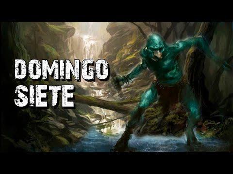 Domingo Siete, una leyenda en versión de la selva amazonica