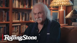 David Crosby Answers Your Questions on Oral Sex, Grieving for a Child and Smoking Weed