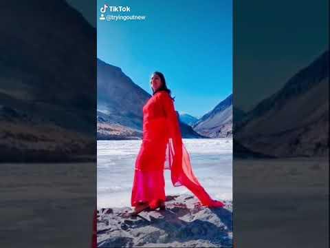 Tiktok@tryingoutnew/Kabhi Main Kahoon Lamhe /SriDevi Saree Iconic Bollywood/LehLadhak #sareeloveaffa