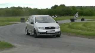 "WLTA 2013 V - Seweryn ""Sev"" Kubacki, Fabia 1.8T"