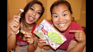 1950's Nostalgic Candy Mix Box Unboxing/Tasting - with Dana!