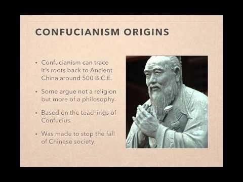 Human Nature & Diversity Presentation - Unfamiliar Religions