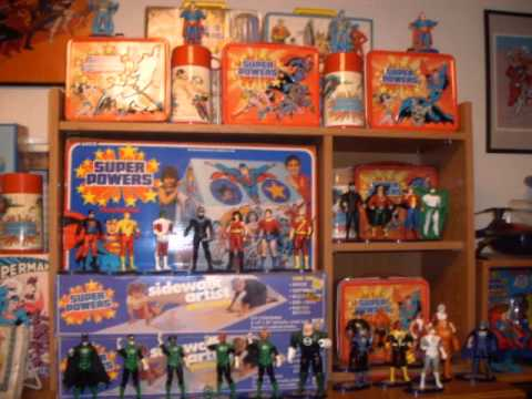updated super powers toy collection