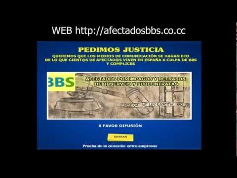 Video denuncia estafa BBS y Cómplices