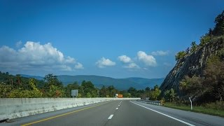 14-30 North Carolina-Tennessee Border: I-26 West