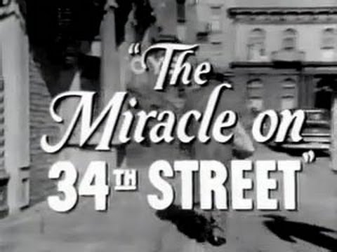 Miracle on 34th Street (Full TV Movie - 1955)