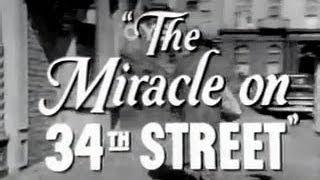 Miracle on 34th Street (Full TV Movie - 1955)