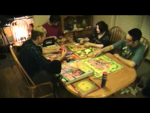 Make Music With That: Board Games