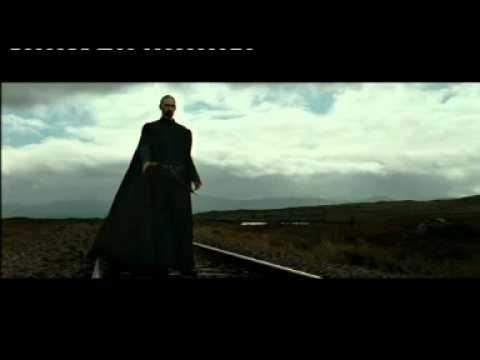 Deatheater stops Hogwarts Express