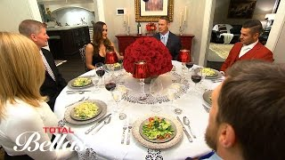 The first formal family dinner at Nikki and John's house turns tense: Total Bellas, Oct. 5, 2016