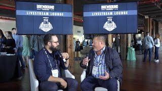 Livestream Lounge Interview with Terry Hopper, President, Ve...