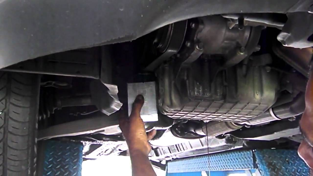 Engine Oil Change - Applecarauto