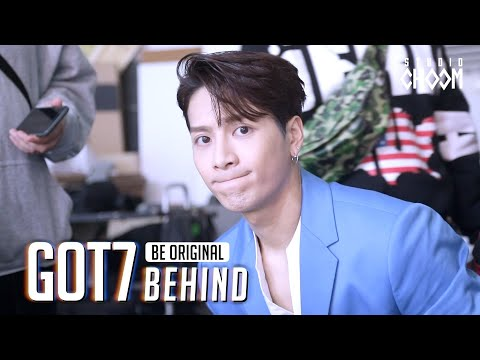 [BE ORIGINAL] GOT7 'NOT BY THE MOON & POISON' (Behind) (ENG SUB)