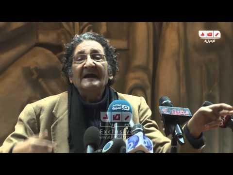 أحمد سيف الأسلام : دولة العواجيز  اللي بتحكمنا لا تعرف إلا تزوير إرادة البشر و قمعهم و تعذيبهم