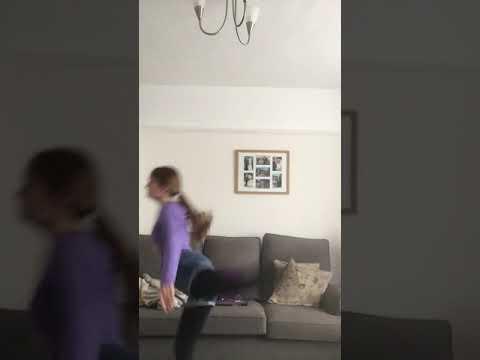 Working on split leaps