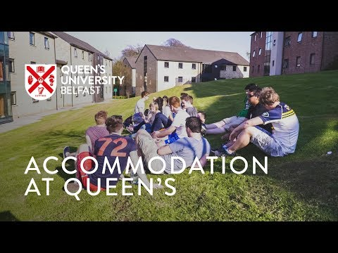 Accommodation At Queen's – Among The Best And Most Modern In The UK