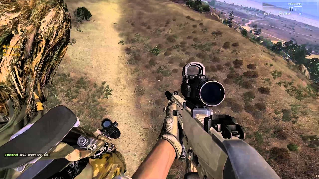 Corporal Kerry's Content - Strayagaming com au
