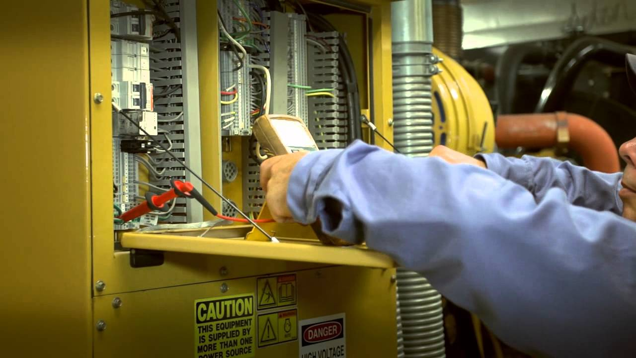 Impressions Of A Holt Cat Power Systems Technician