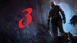 The Witcher Прохождение Серия 3 (Предместье Вызимы)