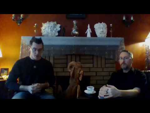 Interview with Dr Lloyd Keane, Priest of Set