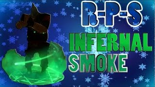 TF2 Rock Paper Scissors Unusual Taunt - Infernal Smoke