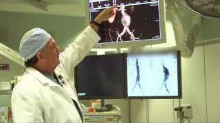 Open Abdominal Aortic Aneurysm AAA Repair (Maham Rahimi, MD & Travis Vowels, MD).