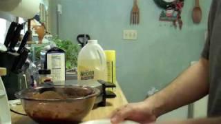 Grey's Waffles: Gingerbread