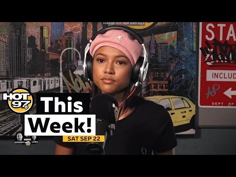 Karrueche on Chris, Puffy & French Montana  up, A$AP Twelvyy & more on Hot97 This Week!