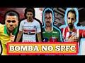 BOMBA: CALLERI, JUAN FRAN, FELIPE ALVES, DANIEL ALVES, ADIDAS, BANCO INTER, NOTÍCIAS DO SPFC