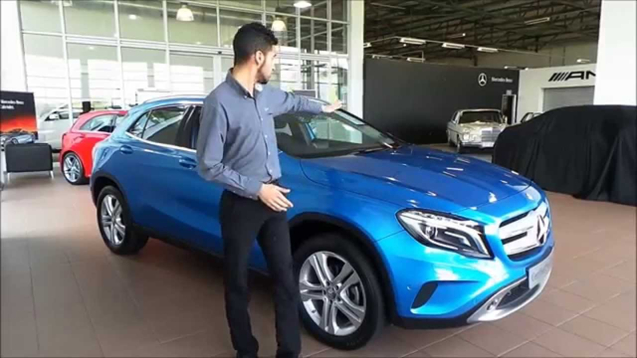 Certified Preowned Bmw >> Mercedes-Benz GLA - YouTube
