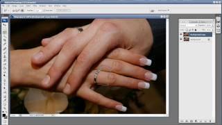 Уроки Фотошоп - Выделение и Клонирование объекта