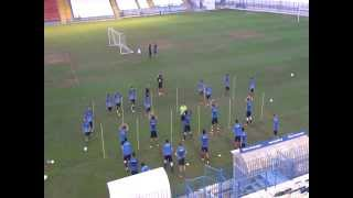 Complete technical & reaction -warm up ....10