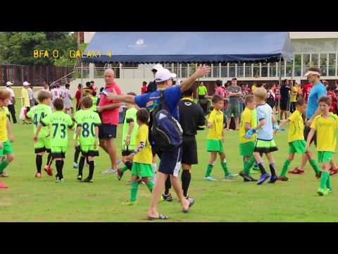 U9's A team journey and  matches at the Bangkok International Super Cup 2016