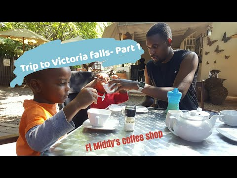 Trip to Victoria falls Zimbabwe - Part 1