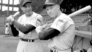 Joe Dimaggio's Advice to Rookie Mickey Mantle on Hear It Now 20 APRIL 1951
