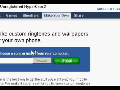 FREE RINGTONES for your mobile phone