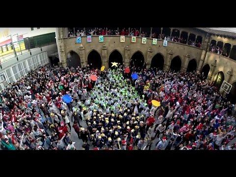 Flashmob de Bon Nadal