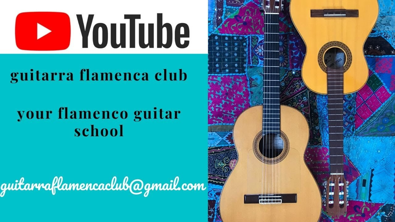 Flamenco Guitar Online Classes. Guitarra Flamenca Club